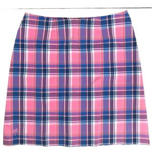 Lilly Pulitzer Vintage Madras Skirt Plaid